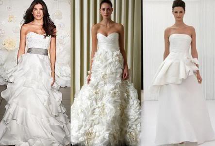 Fotos vestidos de noiva 2010