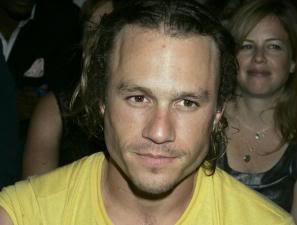 Heath Ledger Morreu