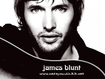 James Blunt fará show no Brasil
