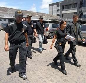 Locais de Prova Polícia Federal 2009