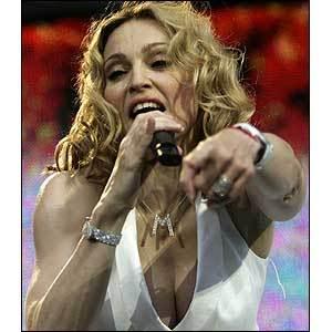 Show da Madonna no Brasil 2008