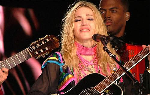 Fotos do show de Madonna em São Paulo