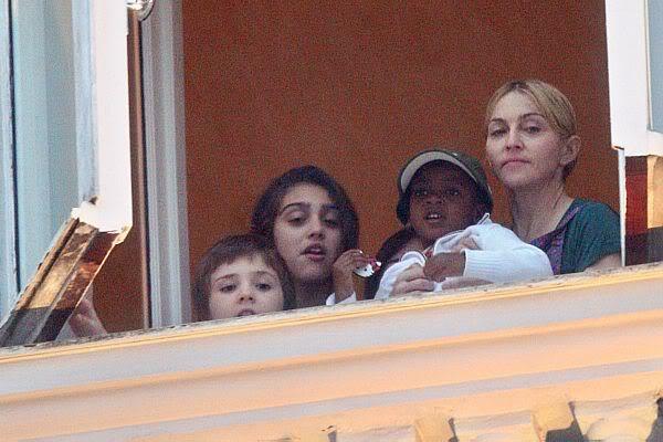 Fotos de Madonna no Rio