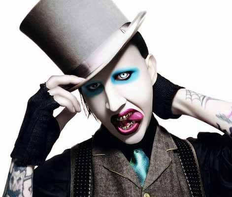 Shows Marlyn Manson no Brasil