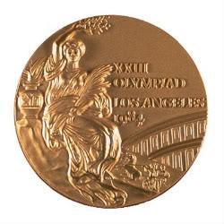 medalha das olimpiadas