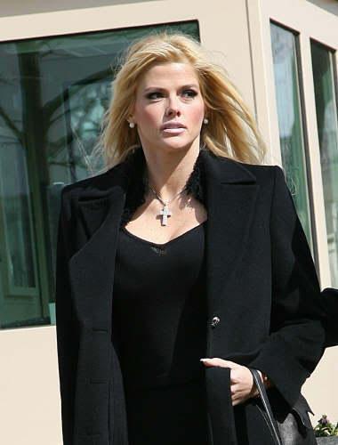 Modelo Anna Nicole Smith