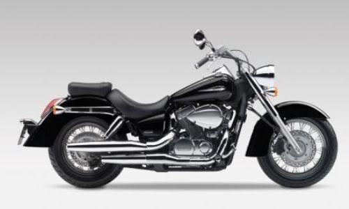 Motos Honda 2010