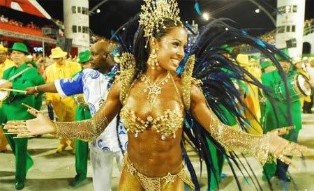 Musas Carnaval 2008