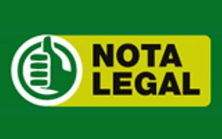 Nota Legal DF - Cadastro