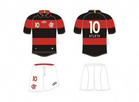 Uniforme do Flamengo 2009