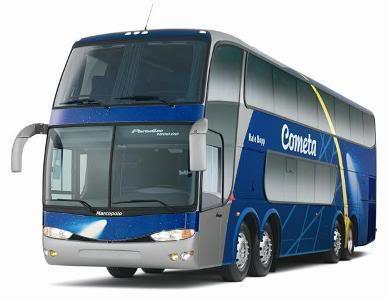 Ônibus Cometa - Horários