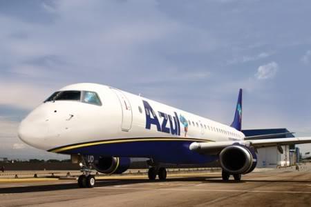 Passagem Aérea Azul