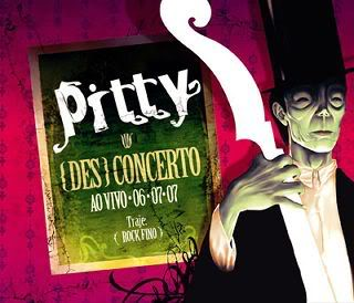Desconcerto o novo álbum da Pitty