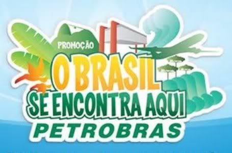 Promoção O Brasil Se Encontra Aqui Petrobrás