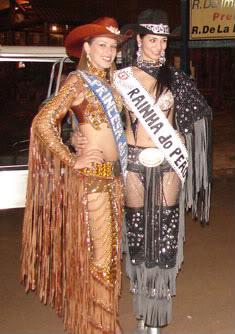 Rainha e Princesa de Barretos 2008