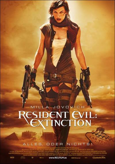Filme Resident Evil 3 - Extinção