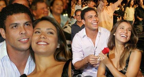 Ronaldo e Bia