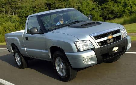S10 2009 da Chevrolet