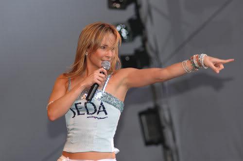 Show Claudia Leite Copacabana