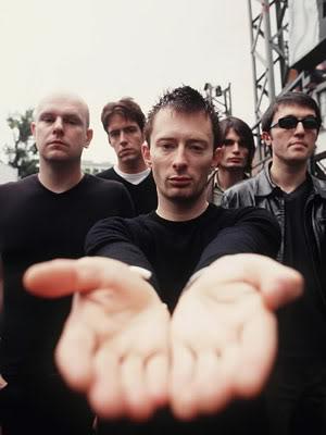 Data e Ingressos para o show do Radiohead 2009