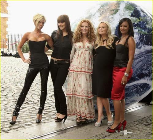 Novo Clipe das Spice Girls