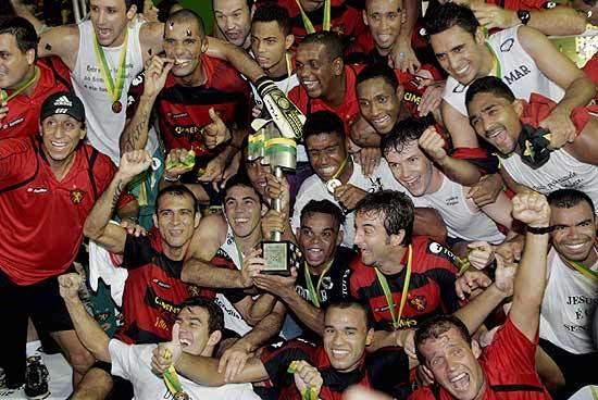 Sport Campeão Copa Brasil 2008