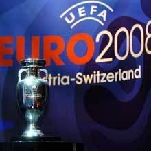 Fotos da Taça Eurocopa 2008