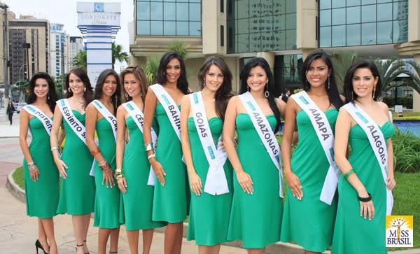 Vencedora Miss Brasil 2008