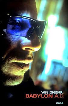 Babylon AD novo filme de Vin Diesel