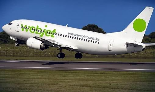 Webjet Empresa Aérea