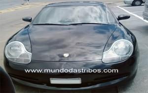 Fotos Porsche Carrera GT Preto