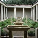 replica do peristylium jardins da casa dei vettii 150x150 Fotos de Jardins de Casas