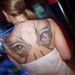 tatuagem feminina nas costas 12 150x150 Tatuagens Femininas   Galeria com as melhores fotos