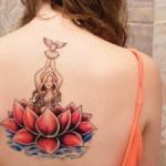 tatuagem feminina nas costas 13 150x150 Tatuagens Femininas   Galeria com as melhores fotos