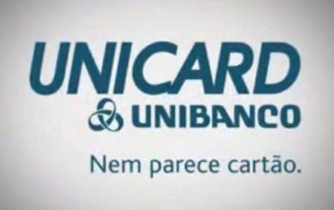 Cartão unicard Unibanco