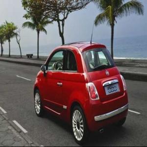 Fiat 500 2010__