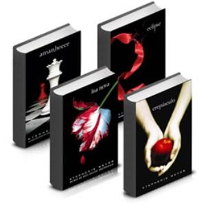 Livros da Série Crepusculo para comprar