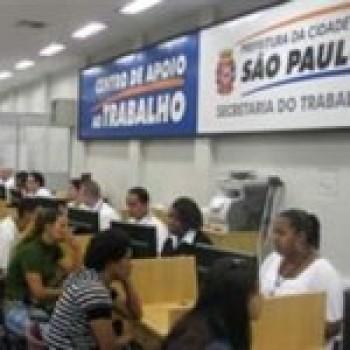 Centro de Apoio ao Trabalhador SP 2010 Vagas Endereços