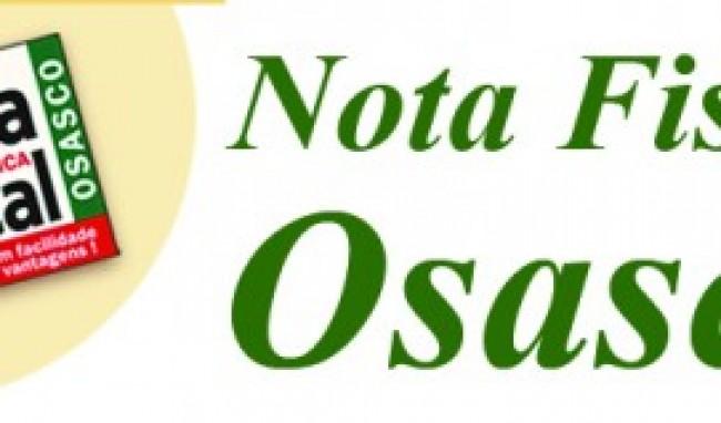 Nota Fiscal Osasco