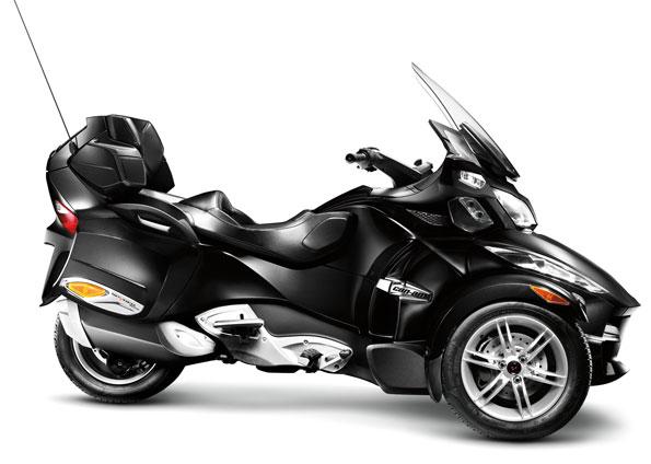 Triciclo Spyder RT-S é lançado no Brasil