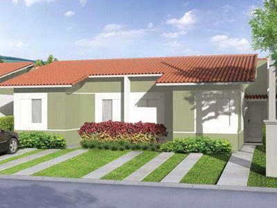 Construtoras de casas residenciais mundodastribos for Modelos de casa para construir