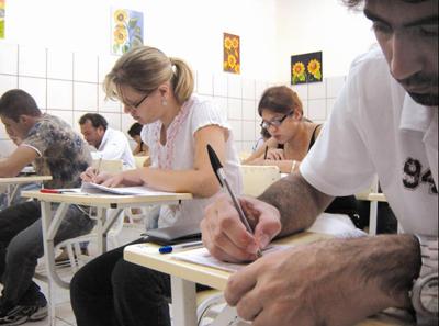 Concurso IEC e Cenp 2010