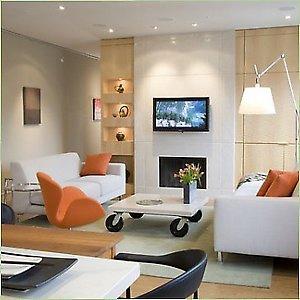 Dicas decora o de interiores em espa os pequenos for Decoracion ambientes pequenos