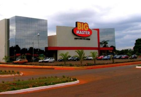Hipermercado Big Curitiba