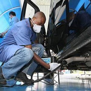 Inspeção Veicular 2011 Controlar Agendamento, Devolução
