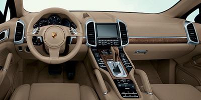 fotos novo Cayenne da Porsche