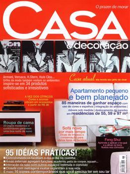 Revistas de Decoração de Casas