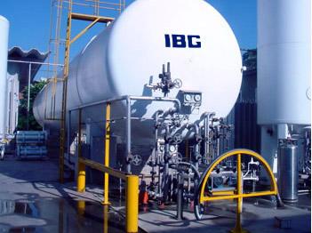 Vagas de Emprego Indústria Brasileira de Gases 2010