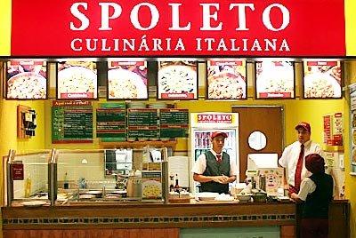 Vagas de Emprego no Spoleto e Domino's 2010