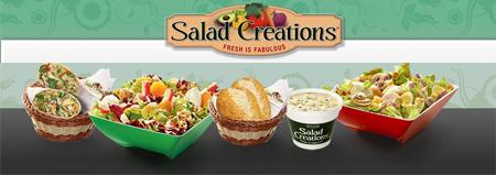 Vagas de Estágio Salad Creations 2010